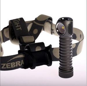 Zebralight H602 XM-L2 1090流明 冷白 公司貨保固三年